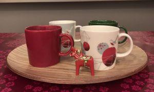 ヒンメリマグカップとダーラナホース mugs11