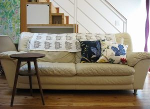リビングのソファー sofa