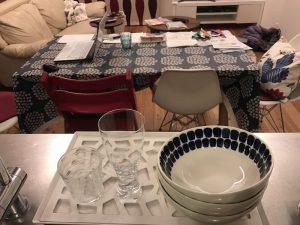 普段のキッチン everyday-living2