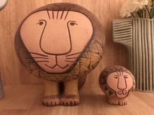リサ・ラーソンのライオンの足 animals3