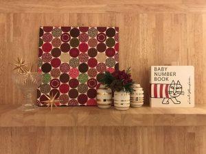 リサラーソンBABY NUMBER BOOKを飾る baby-number-book4