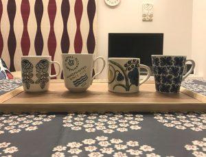北欧の可愛いブルーのマグカップ blue-mug1-2