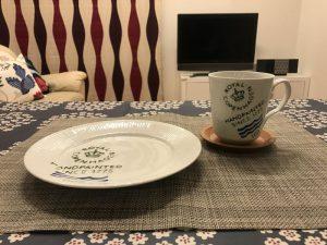 モダンなロイヤルコペンハーゲンシグネチャーマグカップ blue-mug3