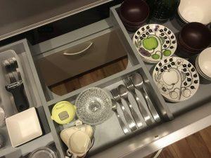キッチンのメインの引き出し clean-goods1