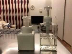無印良品詰め替えボトル clean-goods7