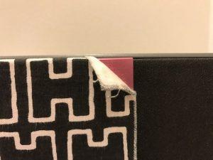 アルテック・H55のブラックの下はピンク fabric15