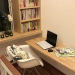 2階の書斎風スペースとブログについて思うこと