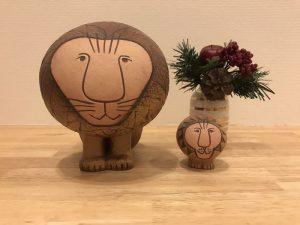 リサ・ラーソンの陶器のライオン lisa-larson-lion1