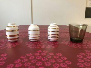 ケーラーオマジオ、クリスマス限定ゴールドフラワーベースとイッタラカルティオ210ml タンブラー omaggio-vase-gold7