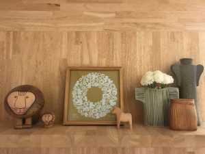 北欧飾り棚秋バージョン omaggio-vase-gold8