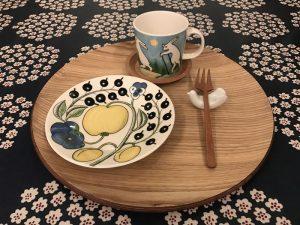 イエローパラティッシでお菓子 paratiisi-dishes4-2