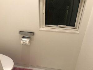 2階トイレ窓側 simple-washroom2