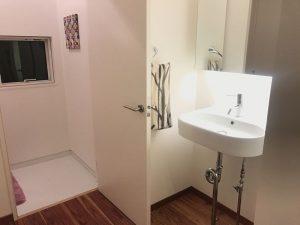2階トイレと2階洗面所 simple-washroom4