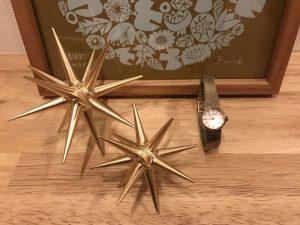 マーガレットハウエルの腕時計 skagen7