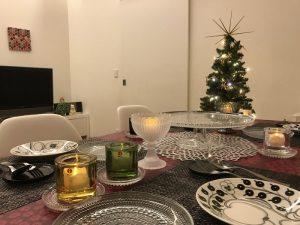 kiviレモンとローズマリー 2016-christmas-eve2