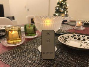リモコン式LEDキャンドル点灯後 2016-christmas-eve5