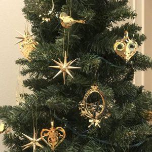 北欧メルヘンのクリスマスツリー fairy-tale-christmas-tree10