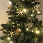 2016年のクリスマスは煌めく北欧メルヘンのツリーで