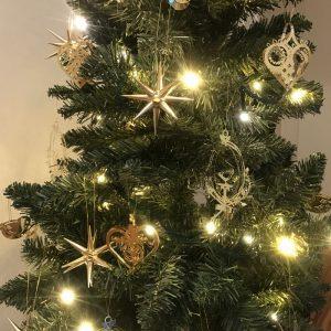 まるで夢をみているような北欧メルヘンのクリスマスツリー fairy-tale-christmas-tree12