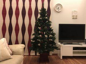我が家のメインのクリスマスツリー gorgeous-tree3
