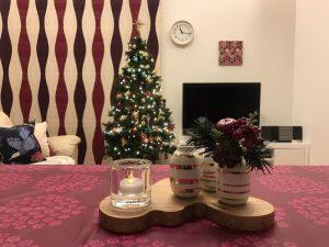 イッタラ・サービングプラターとクリスマスツリー iittala-serving-platter6