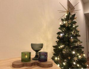 クリスマスツリーとkiviアメジスト kivi-amethyst-scope6