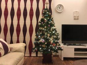 クリスマスツリーにツリートップ使用後 supersale-treetop-masterchess4