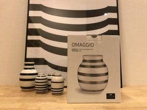 ケーラー・オマジオ・シルバー箱 Kahler-omaggio-vase-silver1