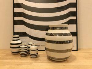 ケーラー・オマジオ・シルバー・ミディアムサイズ Kahler-omaggio-vase-silver2