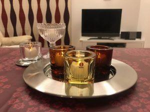 お気に入りのイッタラkiviとサルパネヴァプレート happy-new-year-2017-3
