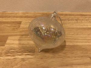フライングタイガーガラスオーナメント